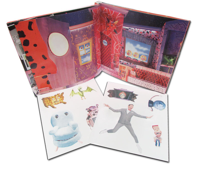 Official Pee-wee Herman Fun Book