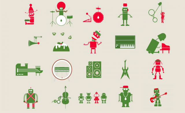 The Festive Funk Machine