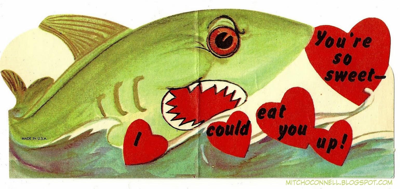 Strange Double Entendre Vintage Valentine S Day Cards Blazenfluff