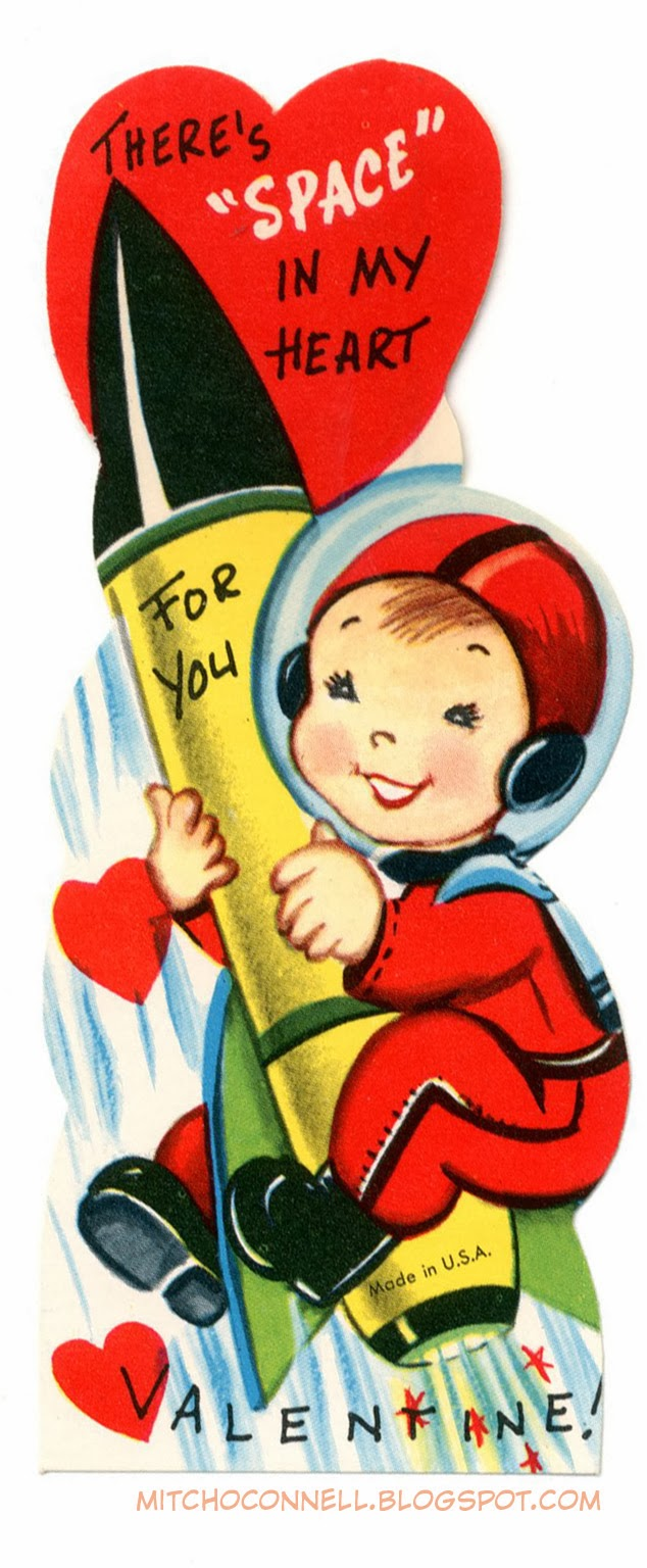 Rocket. Valentine Sexy Sex Time
