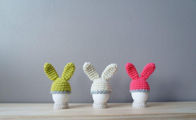 rabbit ear egg warmers