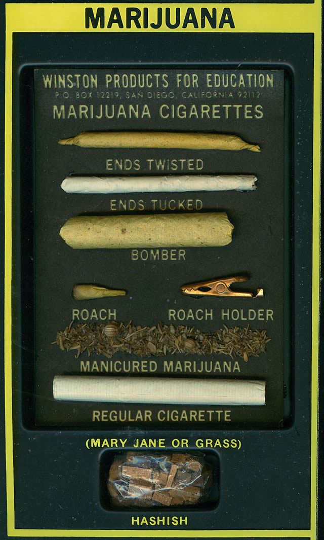 Marijauna - Winston Products For Education