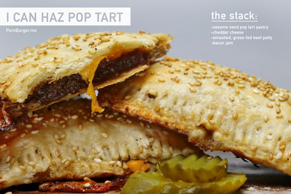 Cheeseburger Pop-Tart
