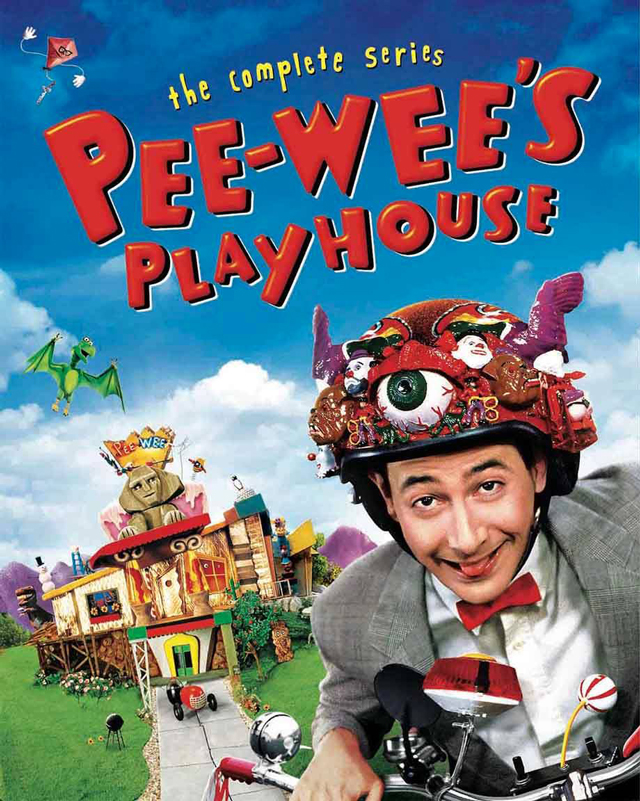 Pee-wee's Playhouse Blu-ray