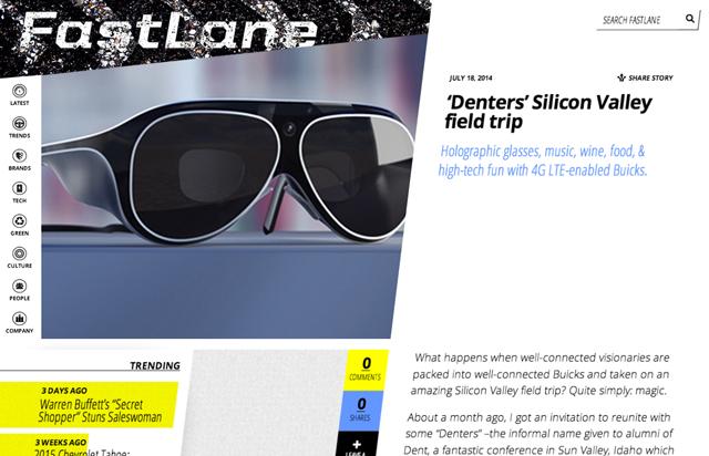 FastLane blog preview